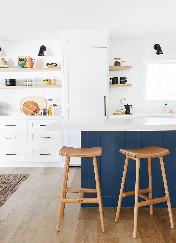 Clean, California Modern Kitchen