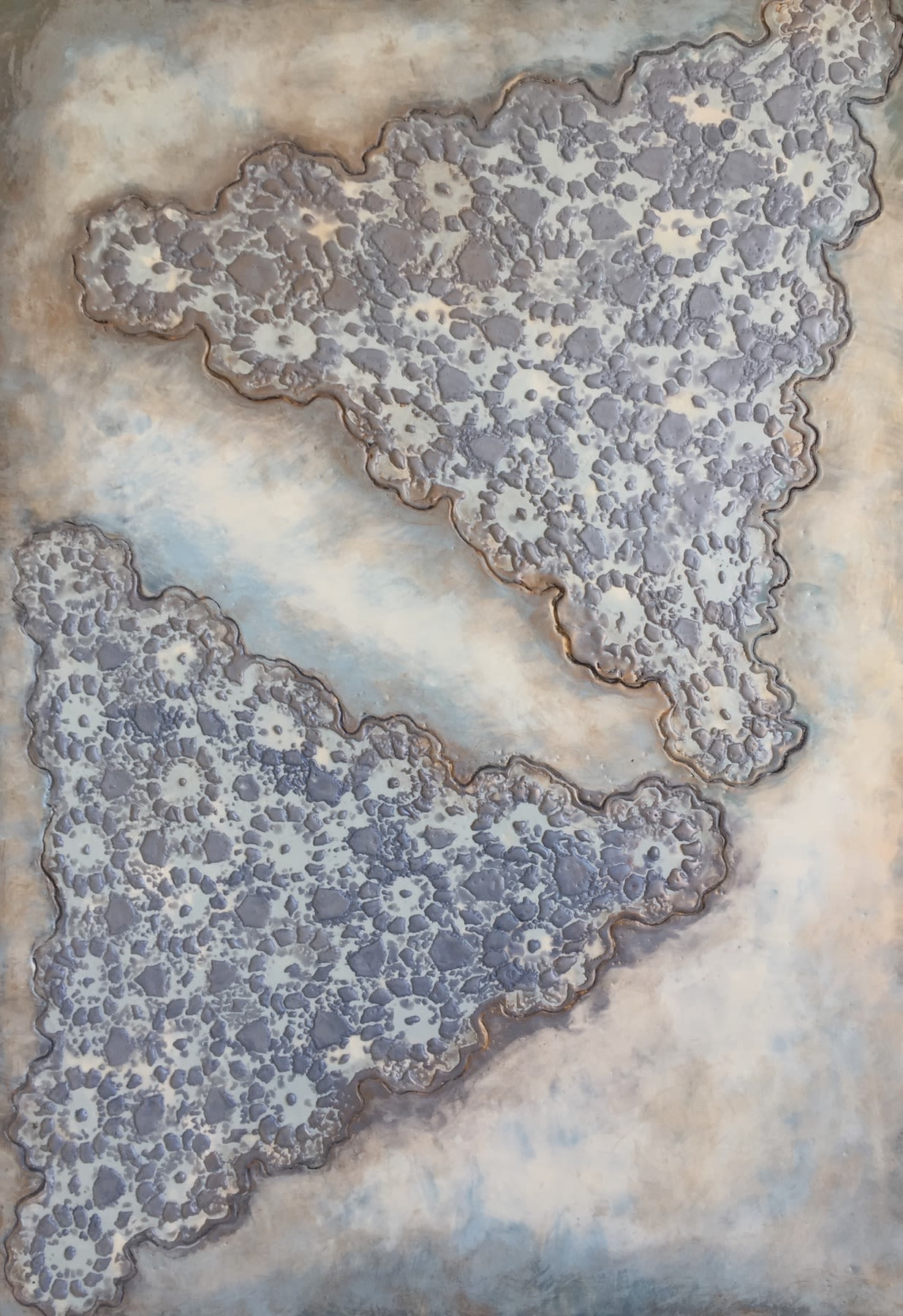 Paintings by willa vennema seen at Portland Art Gallery, Portland - Hand Work Series
