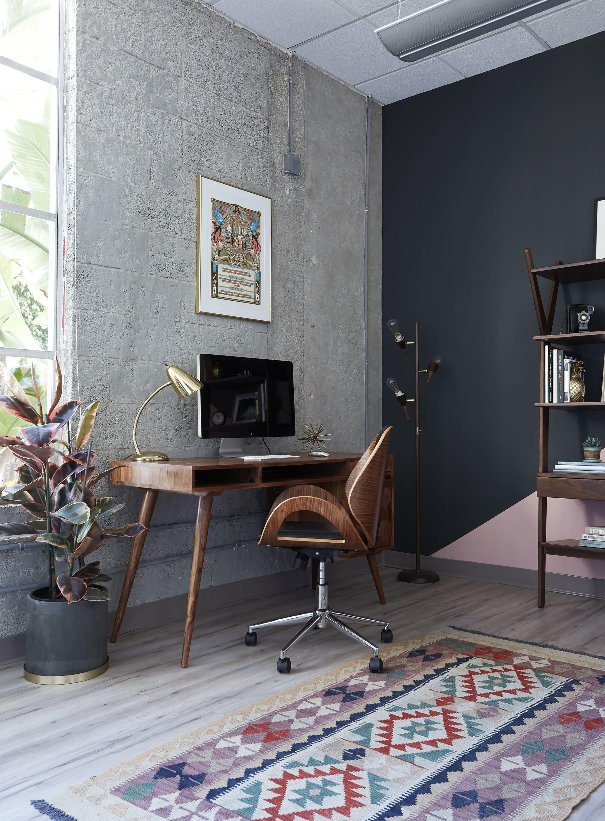 Interior Design by Popix Designs seen at EVO Films, Marina del Rey - Evo Films Offices