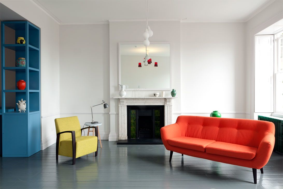 Interior Design by Adam Nathaniel Furman seen at Private Residence, Bristol - 11 The Paragon