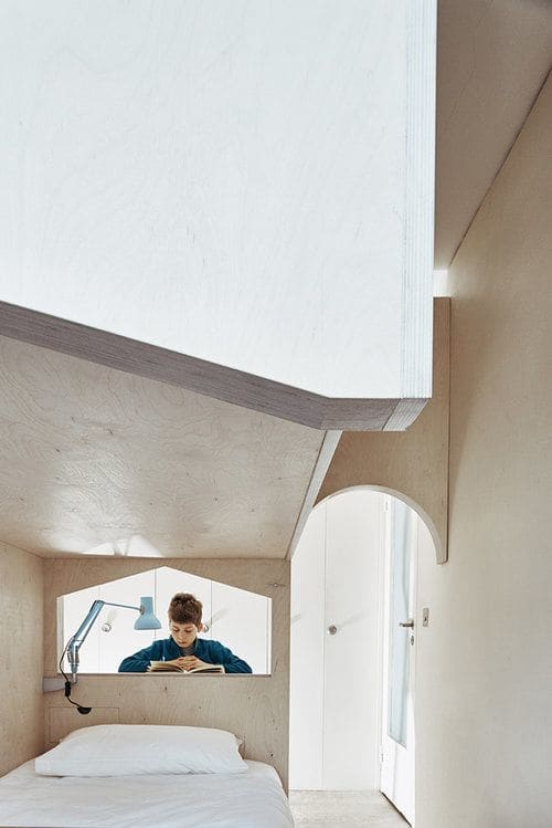 Architecture by Studio Ben Allen seen at Private Residence, London - A Room For Two