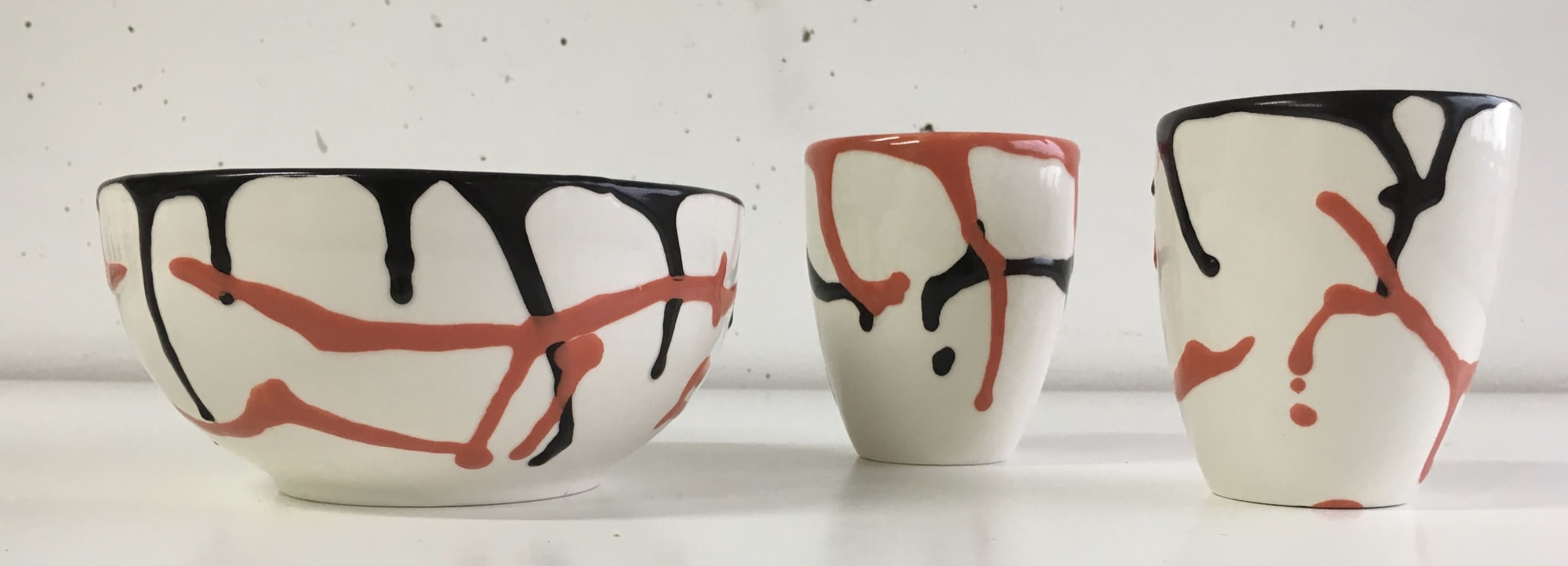 Vases & Vessels by Peter Vial seen at Amsterdam-Zuidoost, Amsterdam - Ceramics