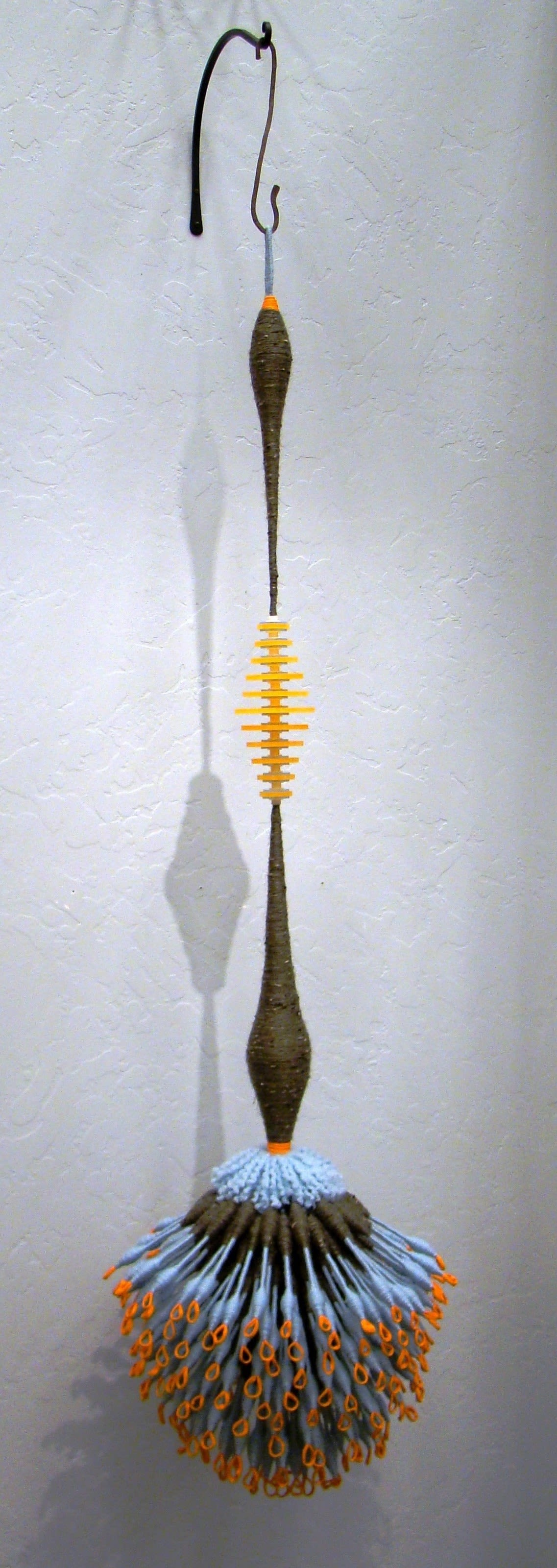 """Sculptures by Joel S. Allen seen at Private Residence, Vancouver - """"Hooked on Svelte"""""""