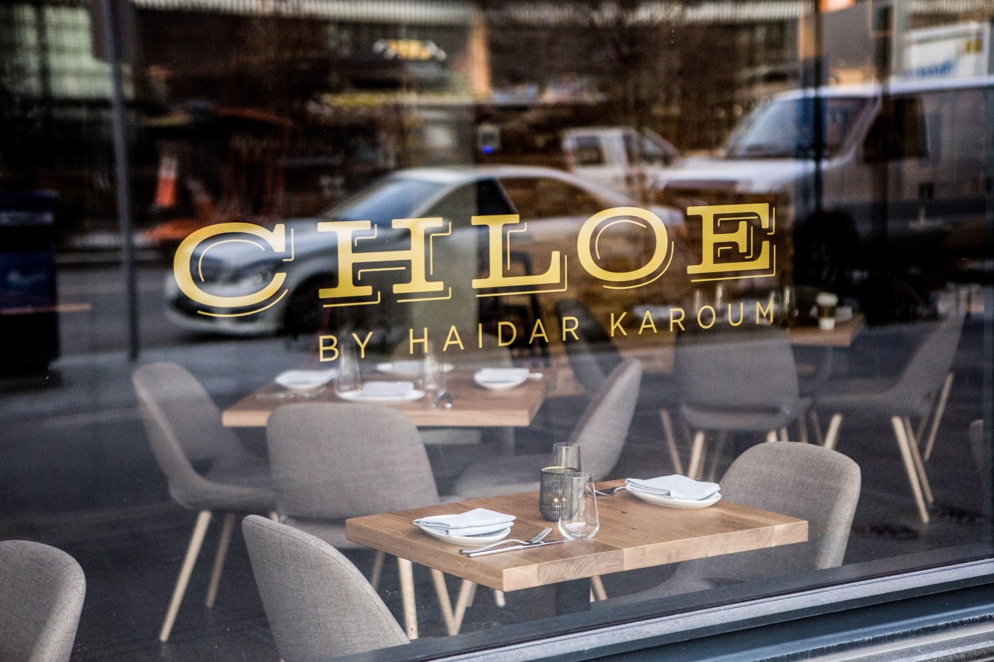 Architecture by DesignCase seen at Chloe, Washington - Chloe