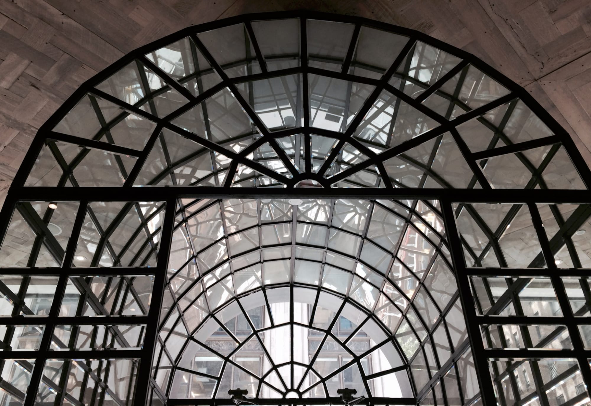 Hardware by MASTER Architectural Fabrication NY seen at The Marmara Park Avenue, New York - Vestibule