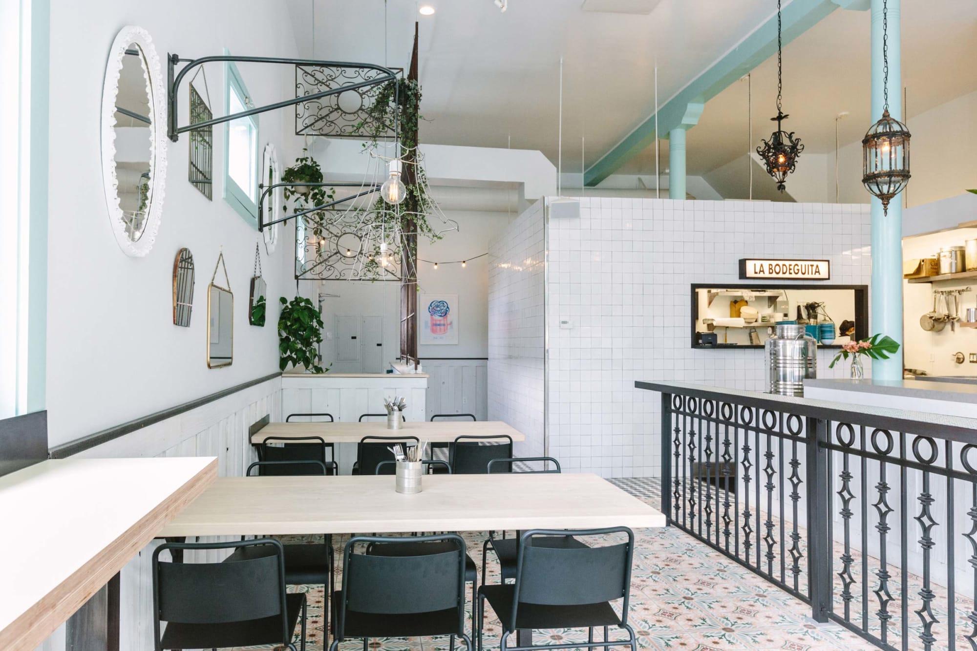Interior Design by ROY seen at Media Noche Restaurant, San Francisco - Interior Design