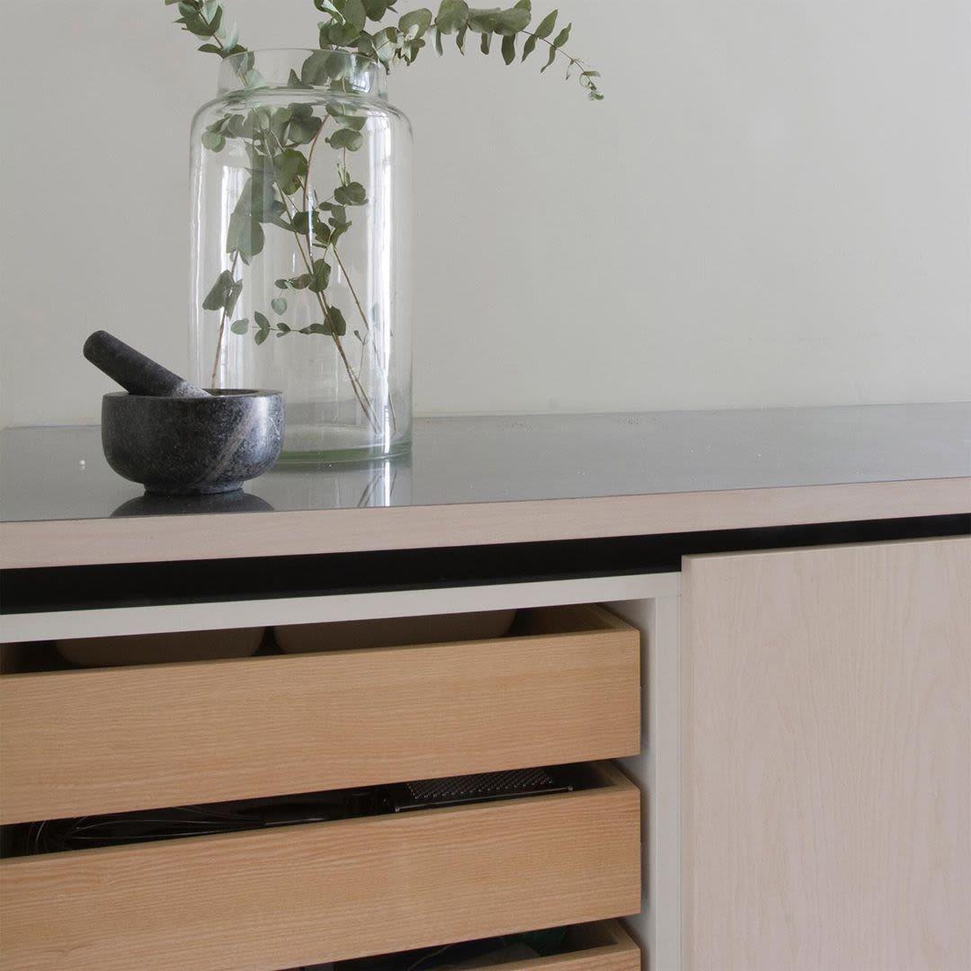Interior Design by bartmann berlin seen at Private Residence, Berlin - Kitchen Interior