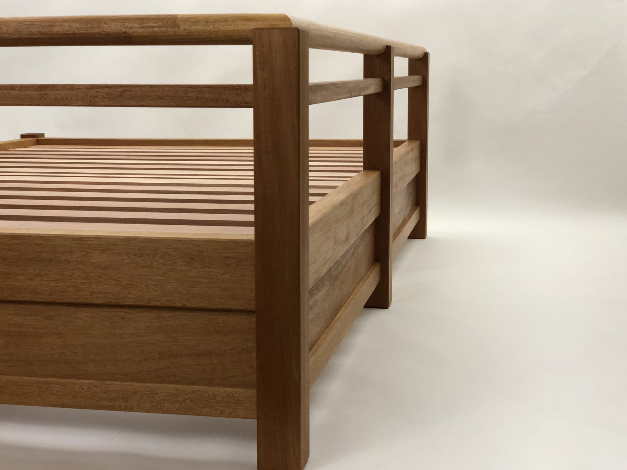 Beds & Accessories by Brian Holcombe Woodworker seen at Pennington, NJ, Pennington - Naiku