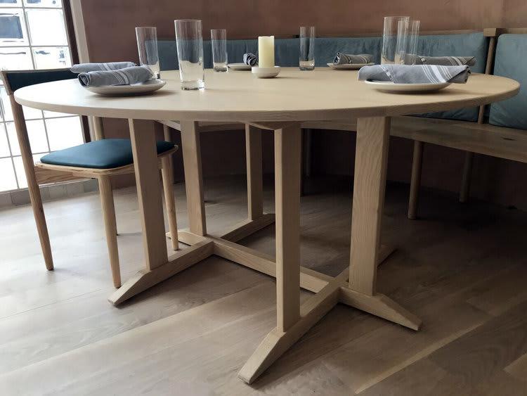 Tables by MJO Studios seen at Adalina, Atlanta - Adalina Tables
