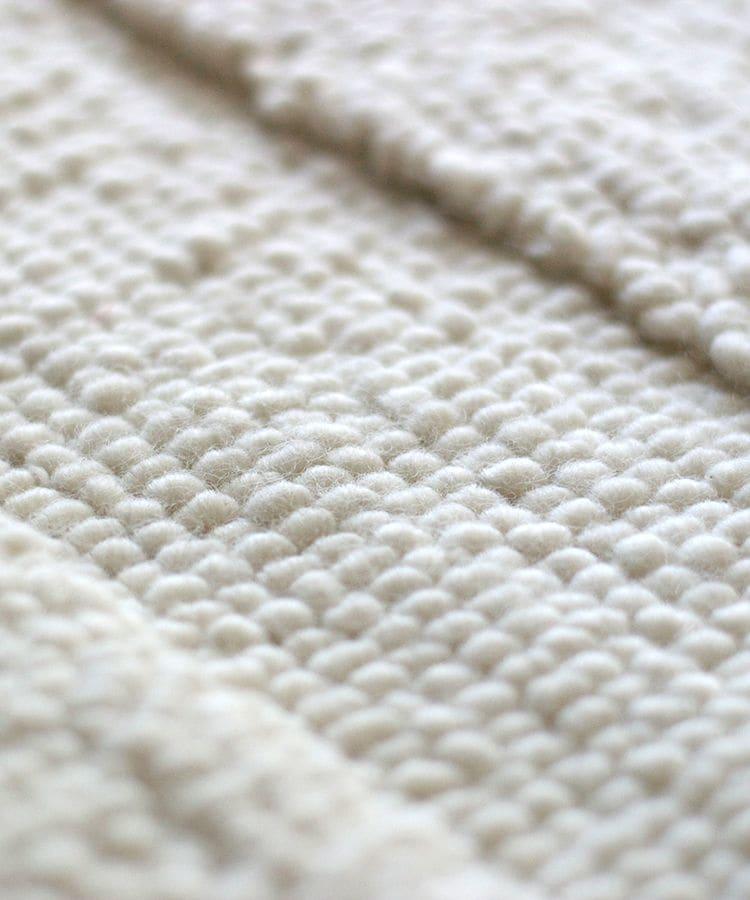 Rugs by eye heart hand seen at Private Residence - Westport, CT, Westport - pure stripe rug