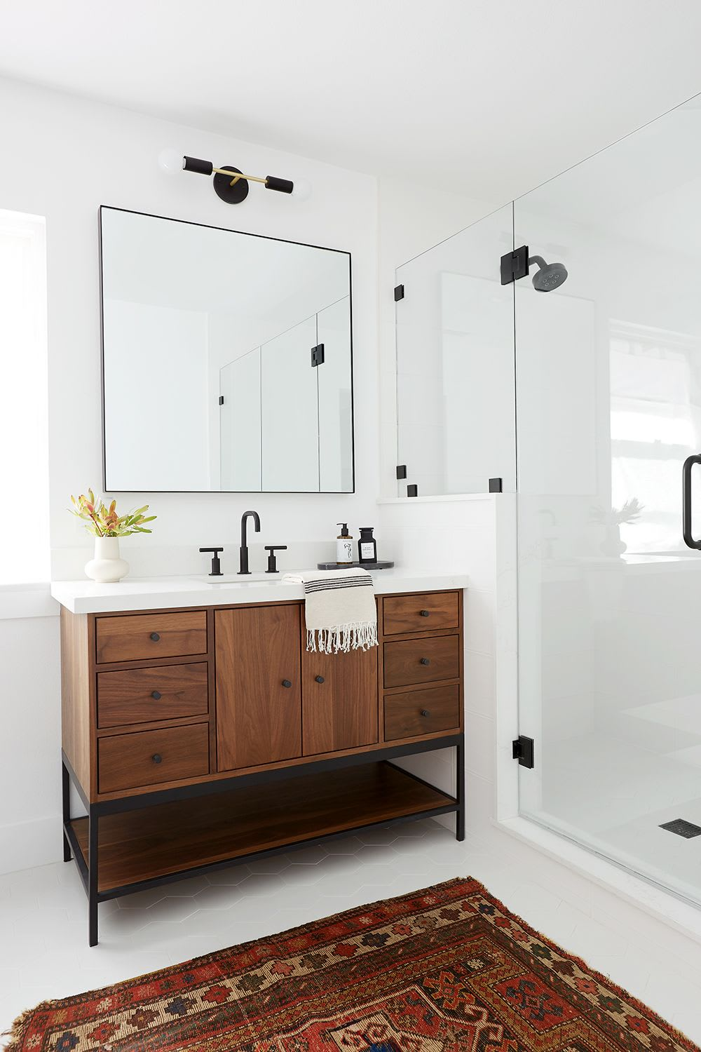 Clean, California Modern Bathroom
