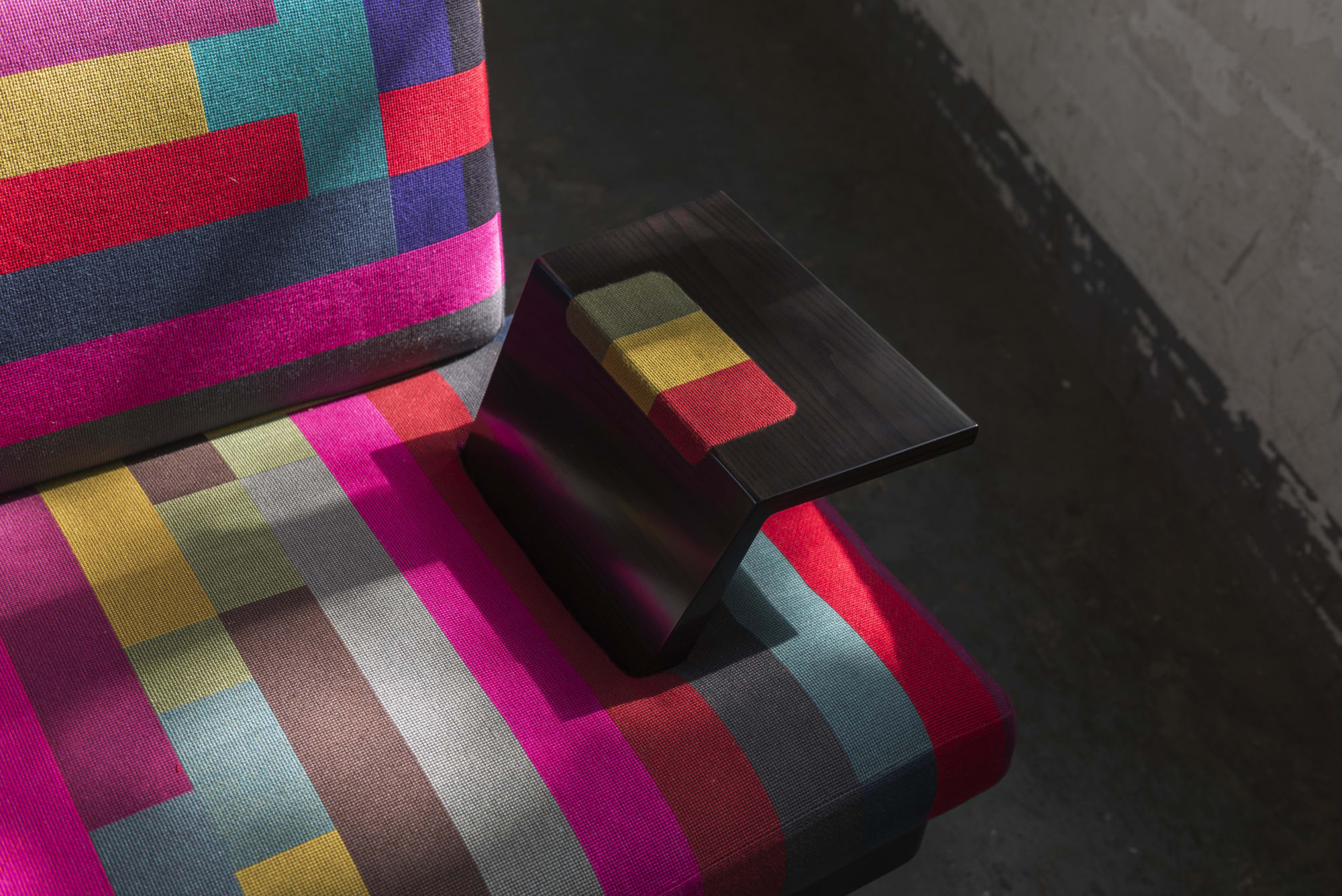 Interior Design by Margo Selby at London, London - Assembly Fabric