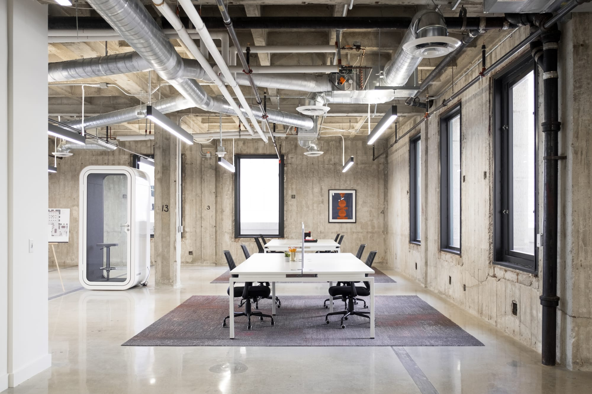 Interior Design by Omgivning at The CALEDISON DTLA, Los Angeles - The CalEdison DTLA