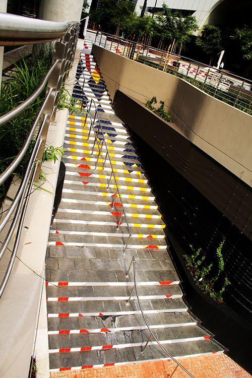 Public Mosaics by Parts & Labour seen at Johannesburg, Johannesburg - Colourway in Sandton