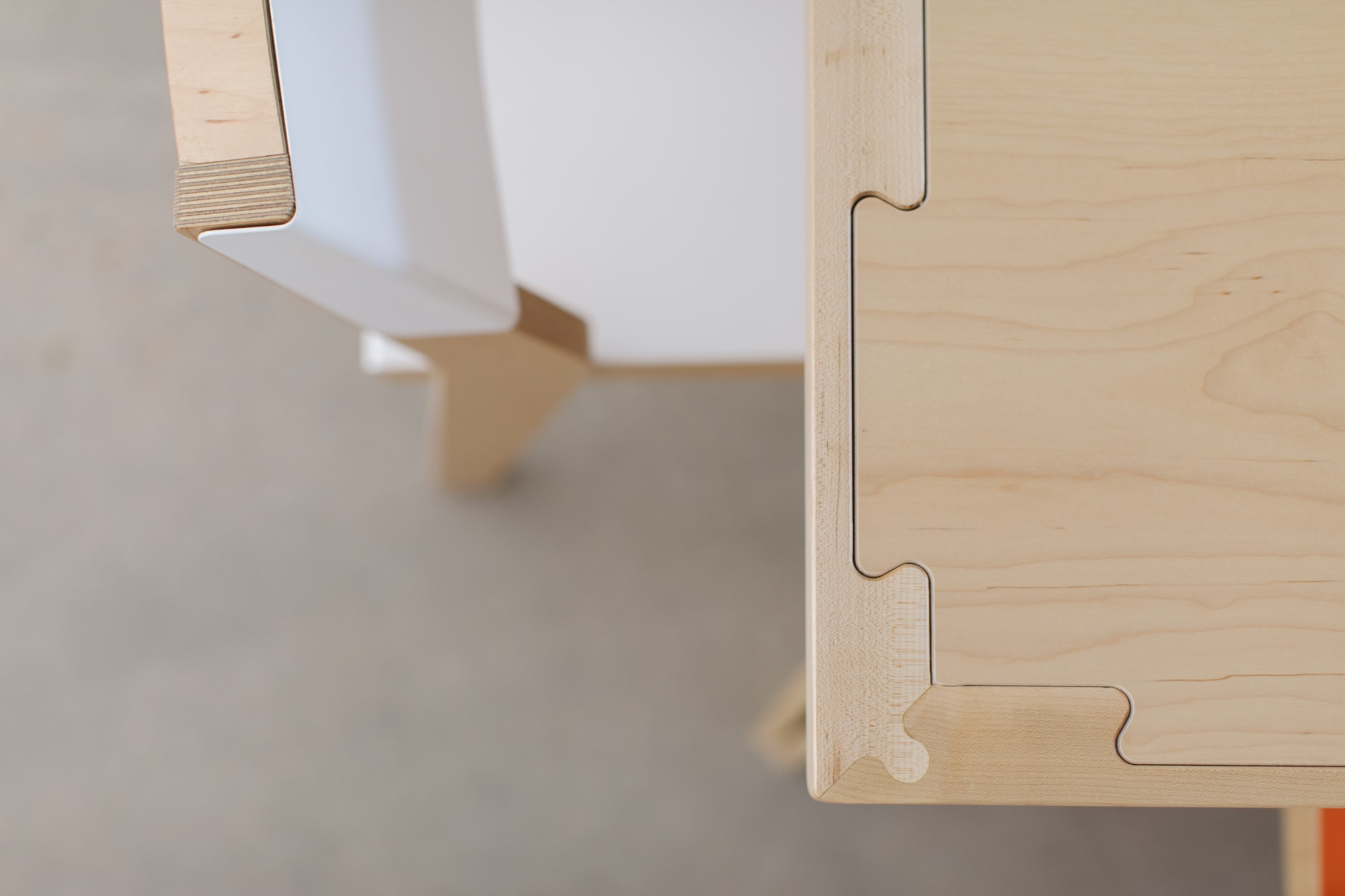 Tables by Housefish seen at Private Residence | Denver, CO, Denver - Tension Table