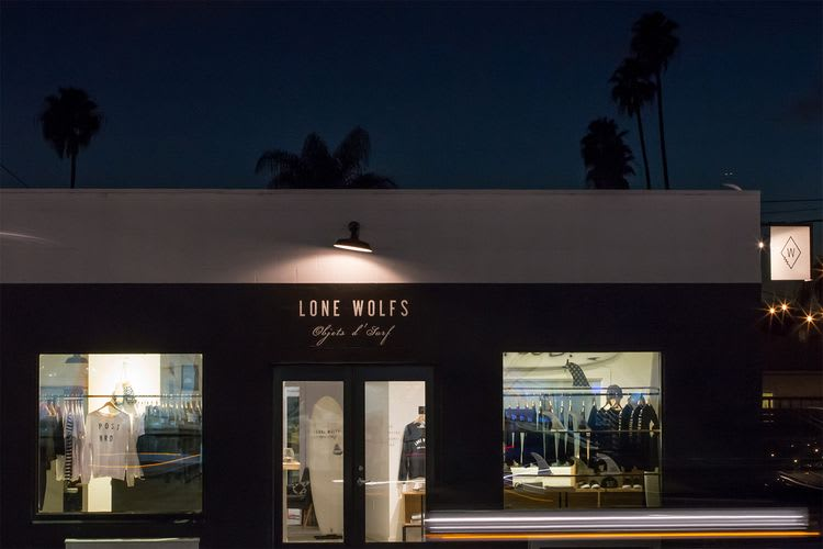 Interior Design by Verdego Design, LLC. seen at Lone Wolfs, Los Angeles - Interior Design