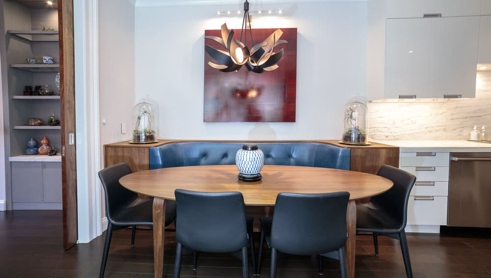 Interior Design by Marie Burgos Design seen at Private Residence, Hoboken - THE MODERN COLLECTORS' HOME