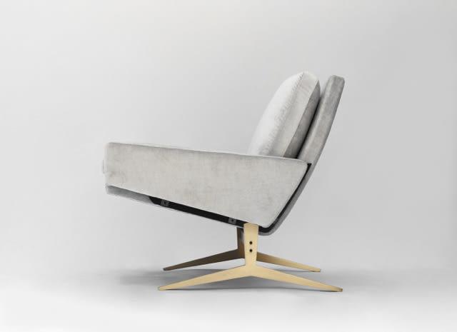 Chairs by Roan Barrion seen at Osaka House, Winnipeg, Winnipeg - 701 Easy Chair
