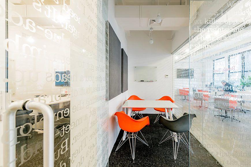 Interior Design by DMDesign seen at Nomadworks, New York - Interior Design