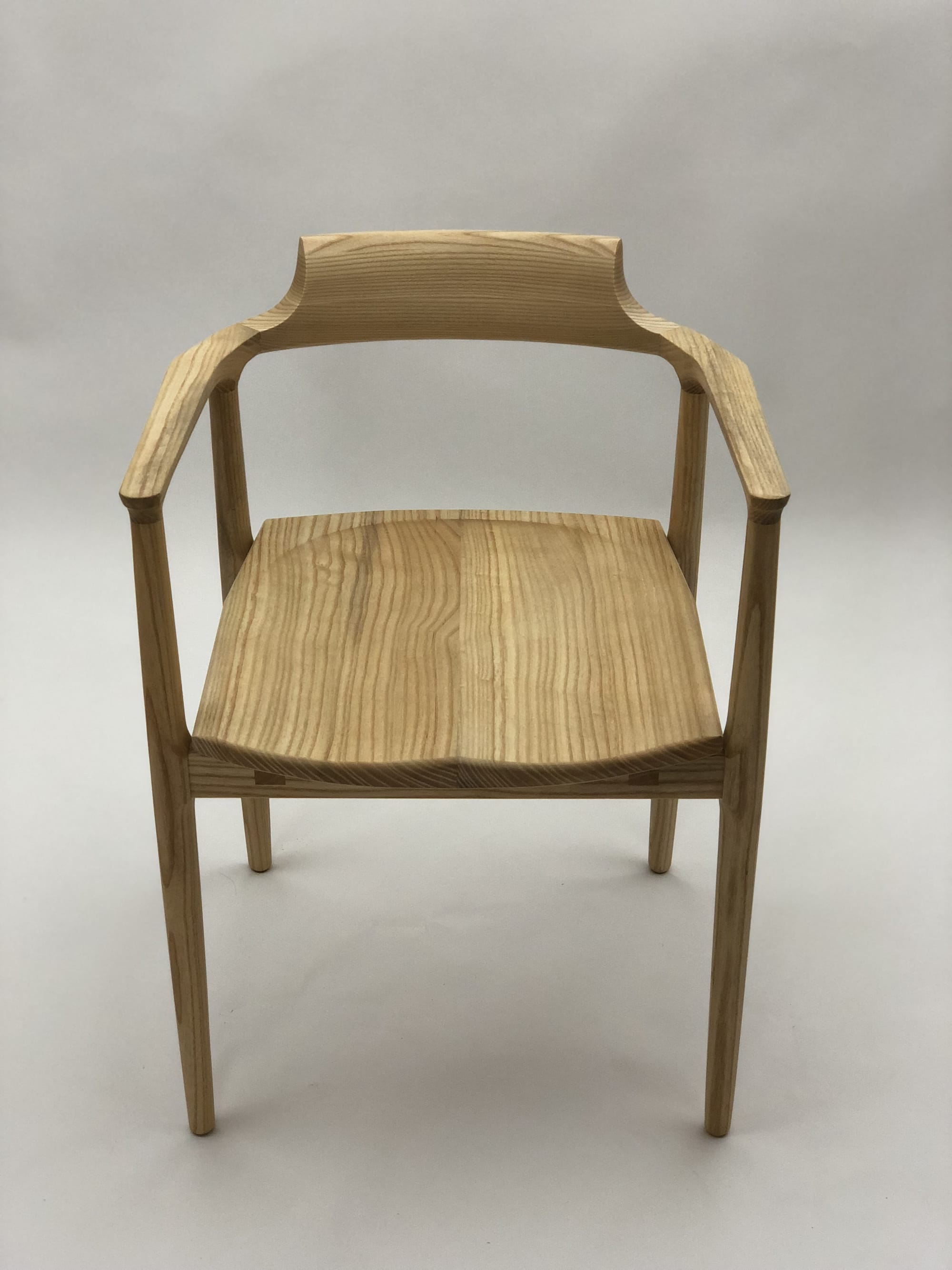 Chairs by Brian Holcombe Woodworker seen at Princeton, NJ, Princeton - Henry The Armchair