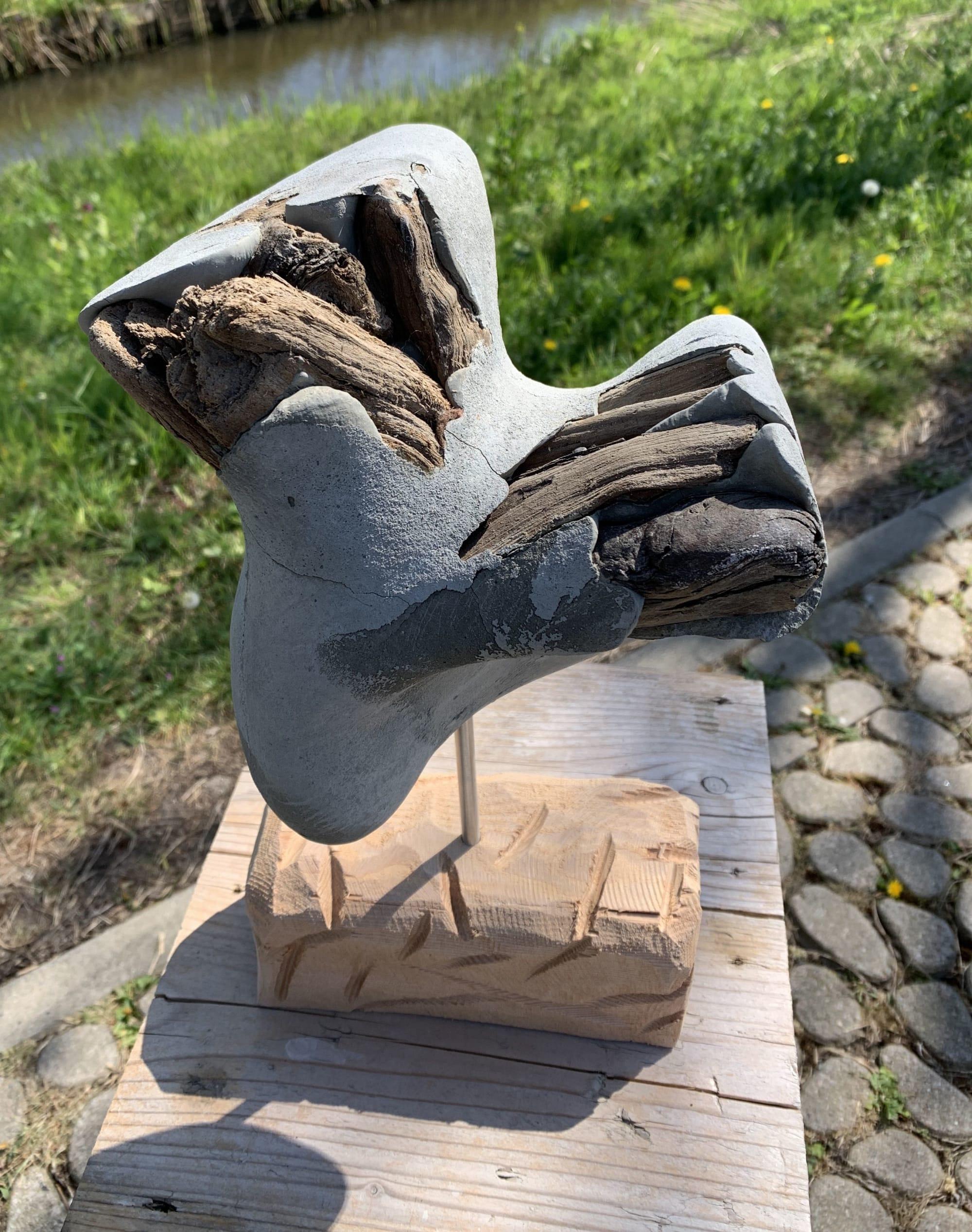 Sculptures by Peter Vial seen at Amsterdam-Zuidoost, Amsterdam - Free work / Sculptures