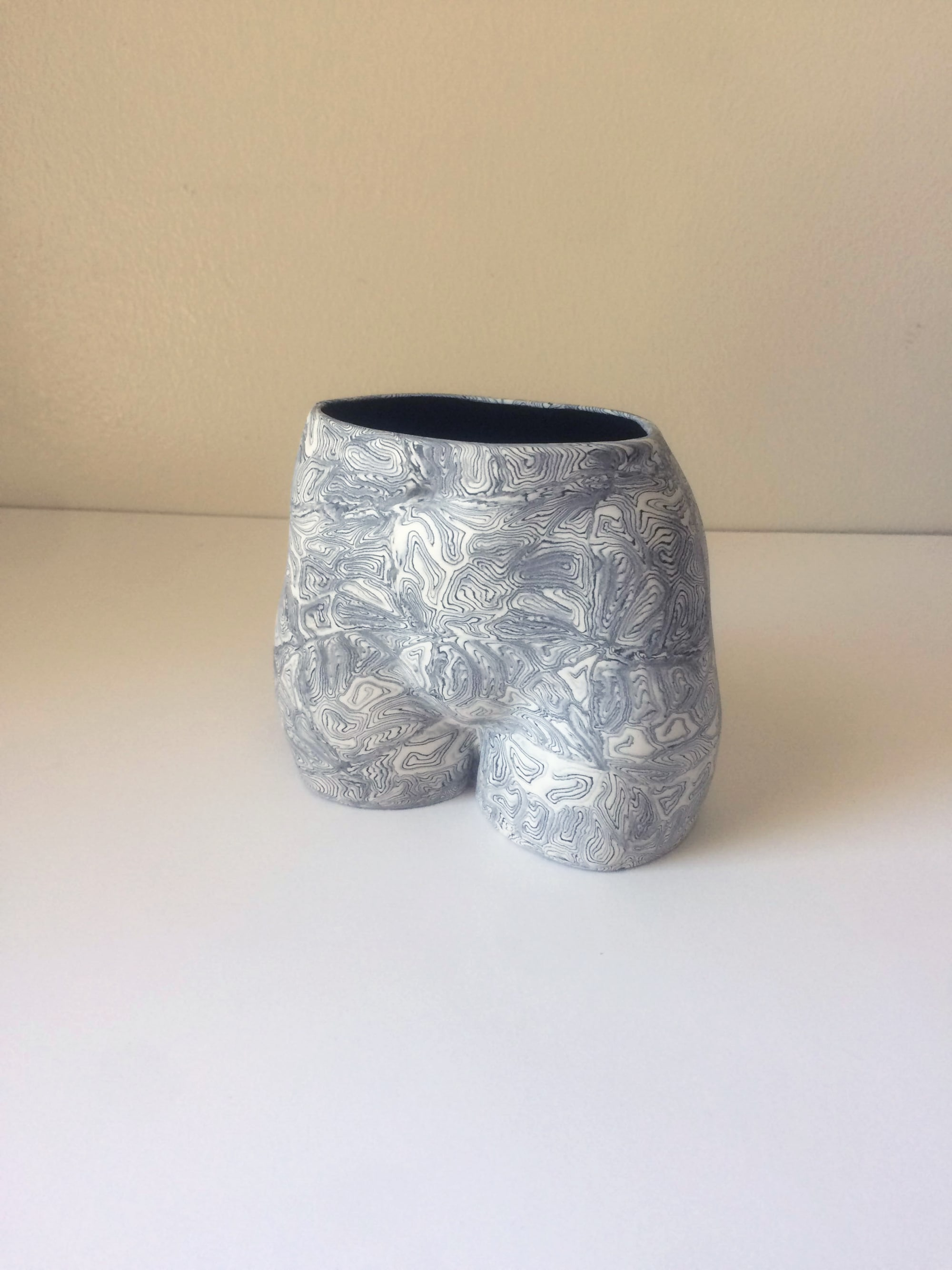 Vases & Vessels by Alice Lang seen at Private Residence, Los Angeles - Boob and Butt Mugs
