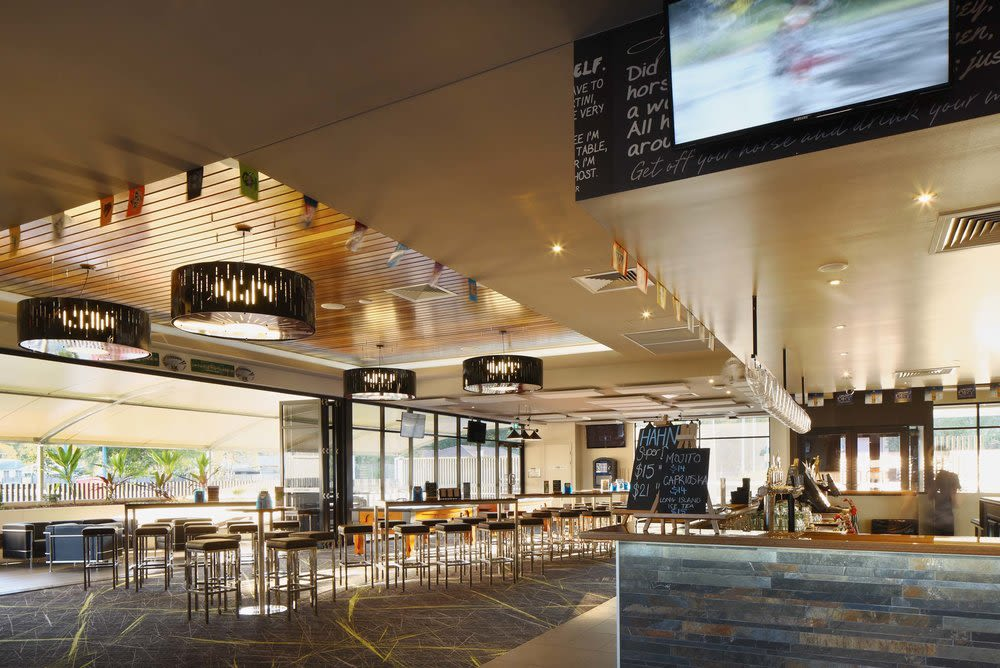 Architecture by Cayas Architects seen at Bellbowrie Tavern, Bellbowrie - Architectural Design