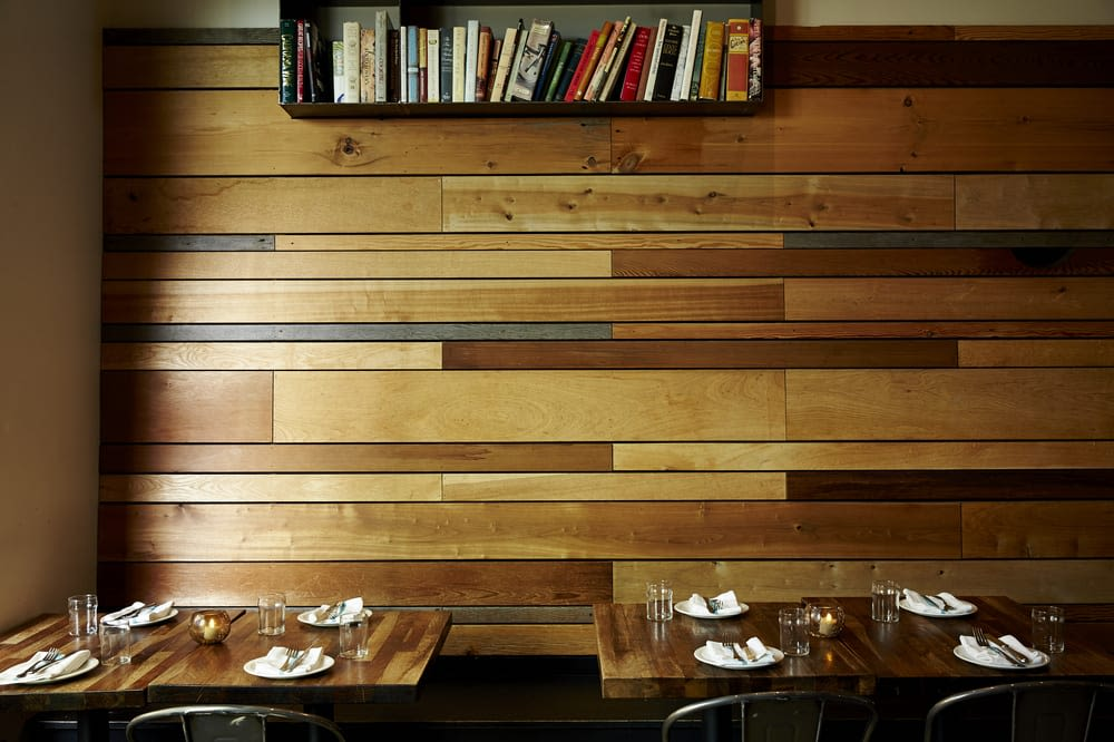 Interior Design by Zack   de Vito Architecture seen at Starbelly, San Francisco - Starbelly