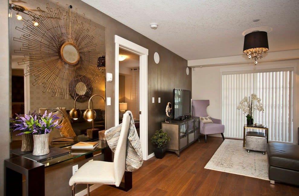 Interior Design by ANA Interiors Ltd at Copperfield Park II, Calgary - Interior Design