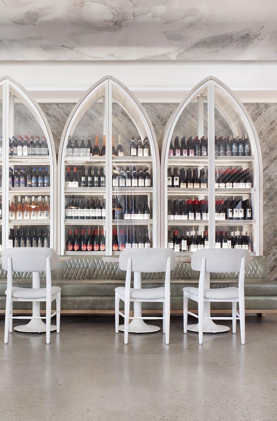 Interior Design by Studio Munge at Figo Toronto, Toronto - Interior Design