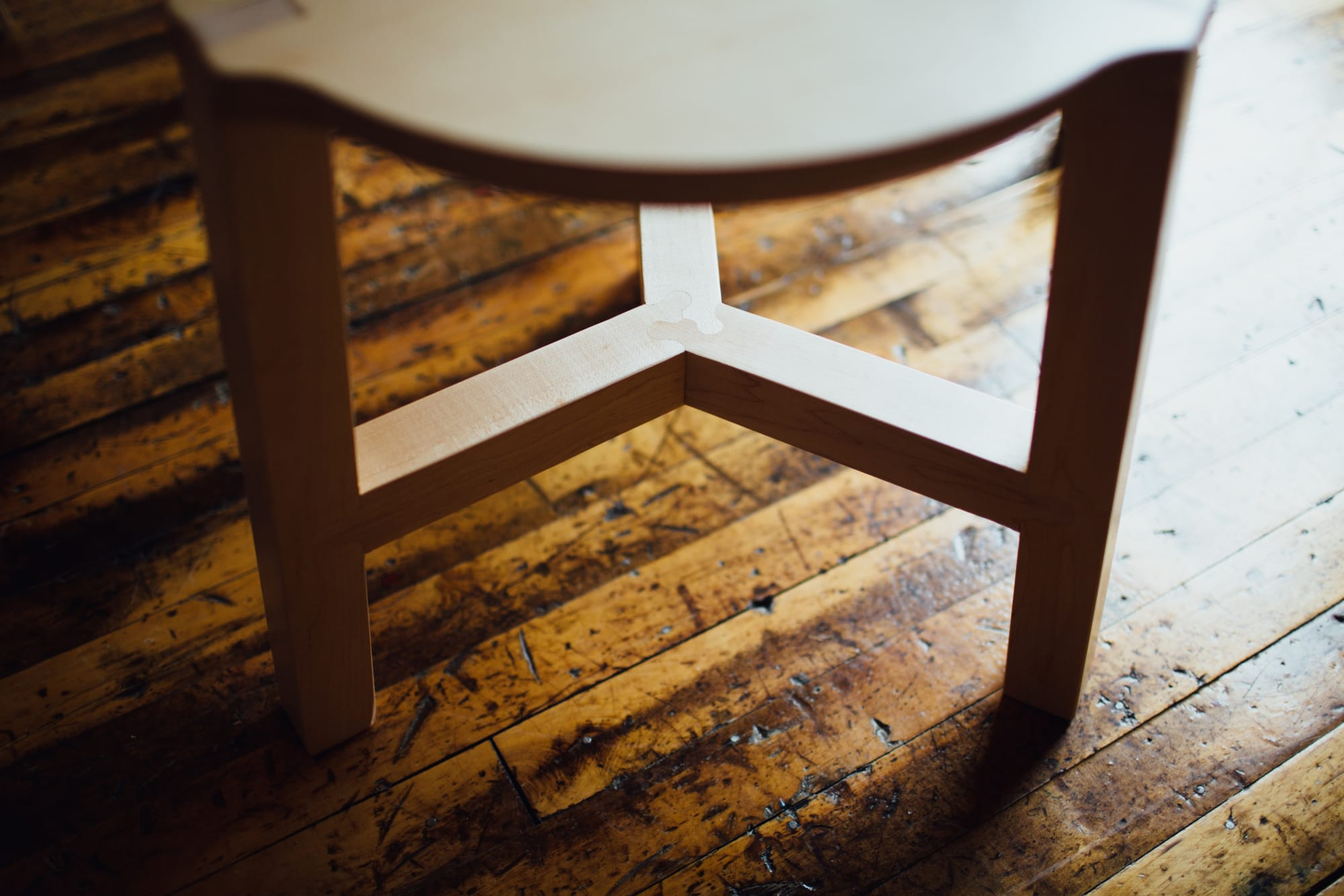 Tables by Housefish seen at Private Residence | Denver, CO, Denver - Tercet End Table