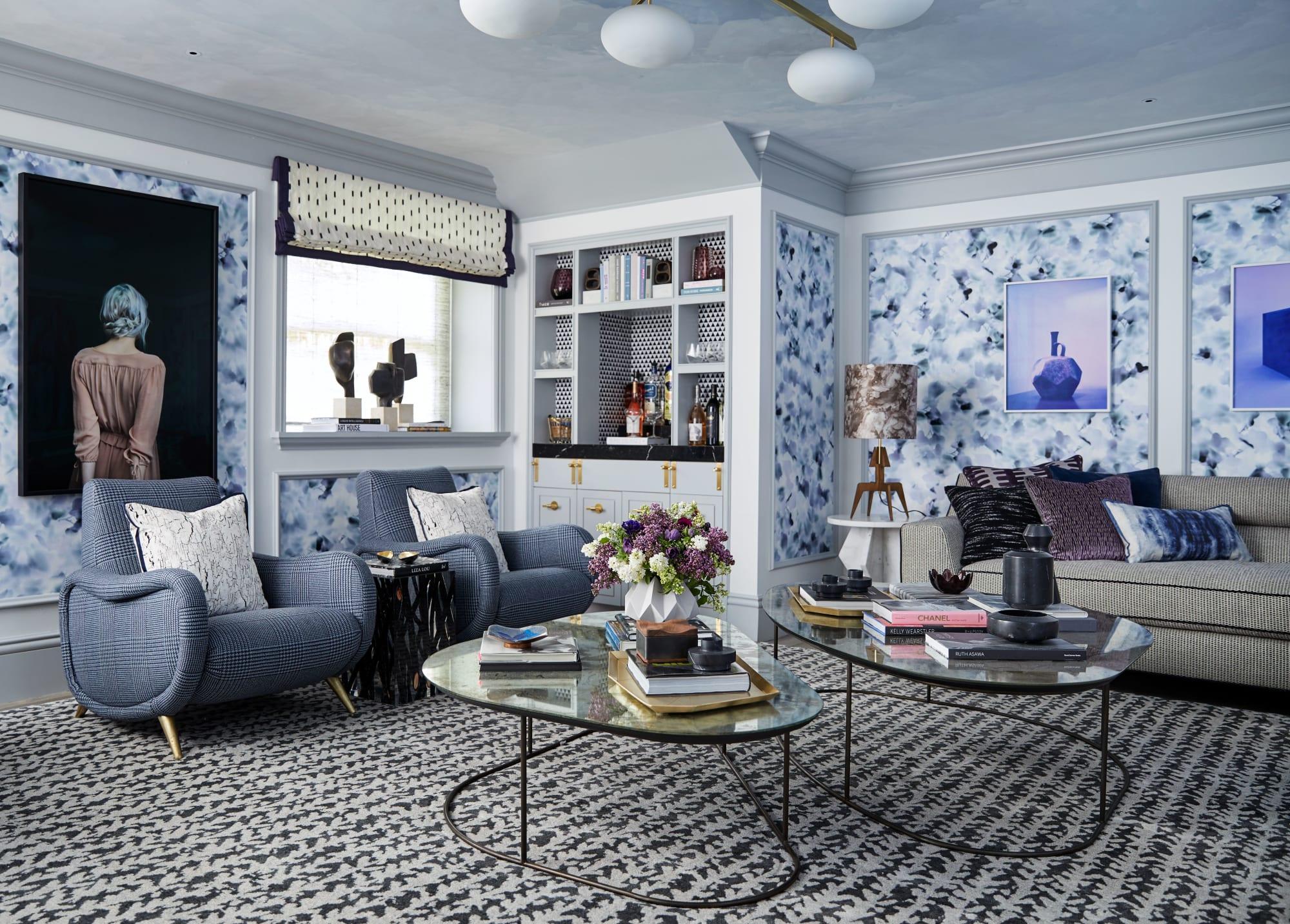 Interior Design by Kelly Hohla Interiors at SF Decorator Showcase 2019, San Francisco - SF Showcase House