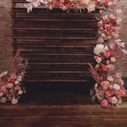 Plants & Flowers by East Olivia by Kelsea Olivia Gaynor seen at BHLDN, New York - Floral Installations