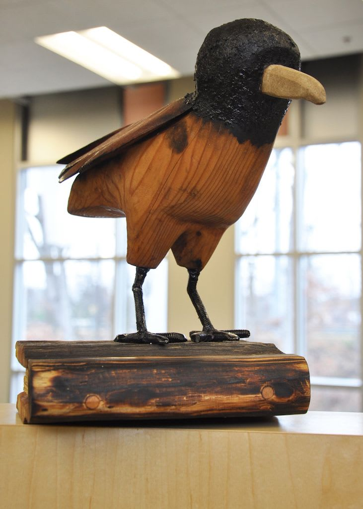 Art & Wall Decor by C. Condon seen at East Roswell Public Library, Roswell - New Growth Forest