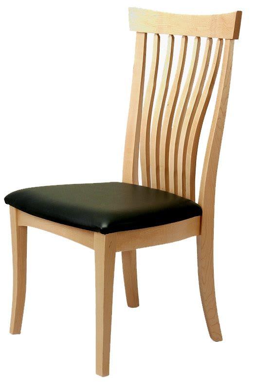 Chairs by Greg Aanes Furniture seen at Bellingham, Bellingham - Greg Aanes