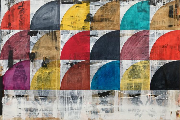 Art Curation by Upstart Modern seen at District San Francisco, San Francisco - Ann Thornycroft Paintings