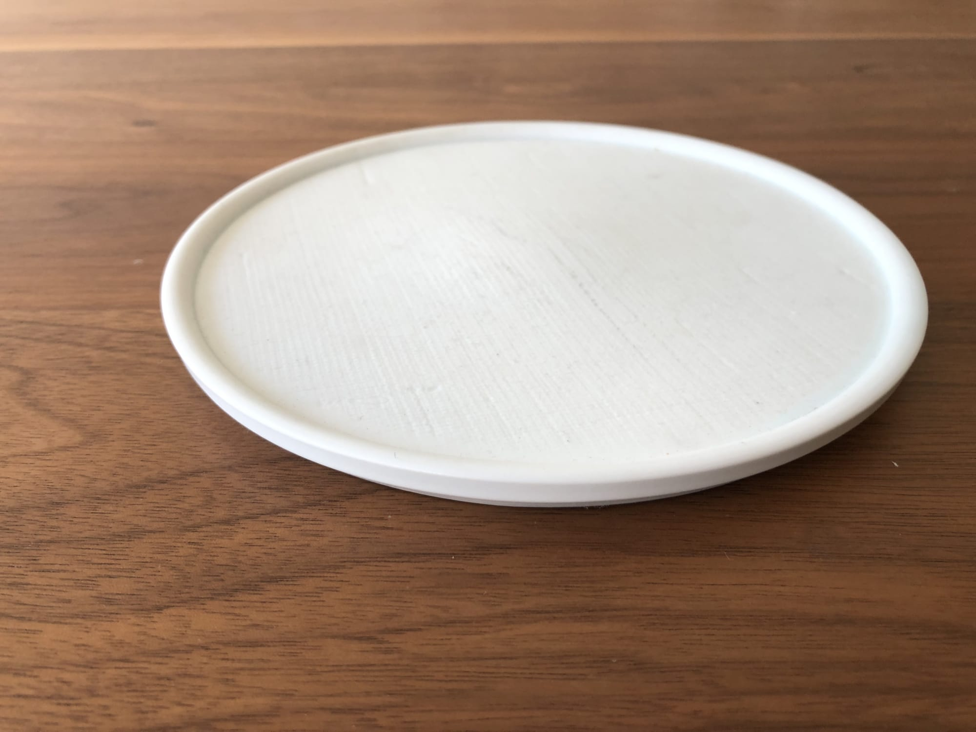 Ceramic Plates by Kwangjuyo seen at Birdsong, San Francisco - Custom Ceramic Suite
