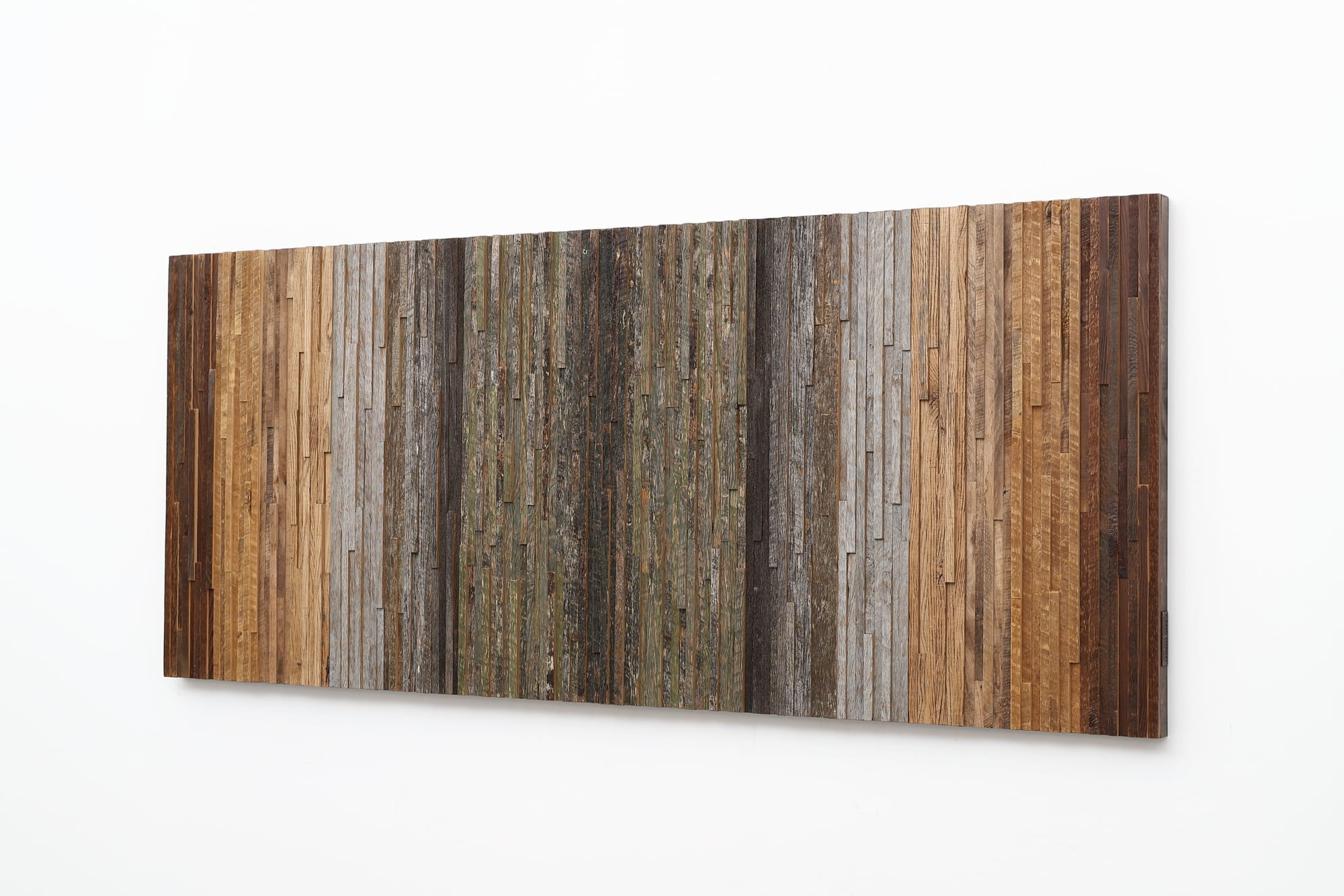 Wall Hangings by Craig Forget seen at Private Residence, Denver - Gradient Moss