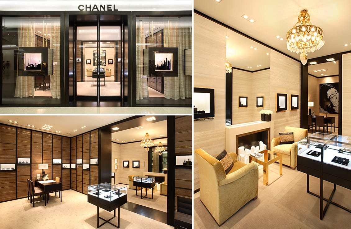 Wall Treatments by Callidus Guild seen at Private Residence, New York - Wall panels - Chanel