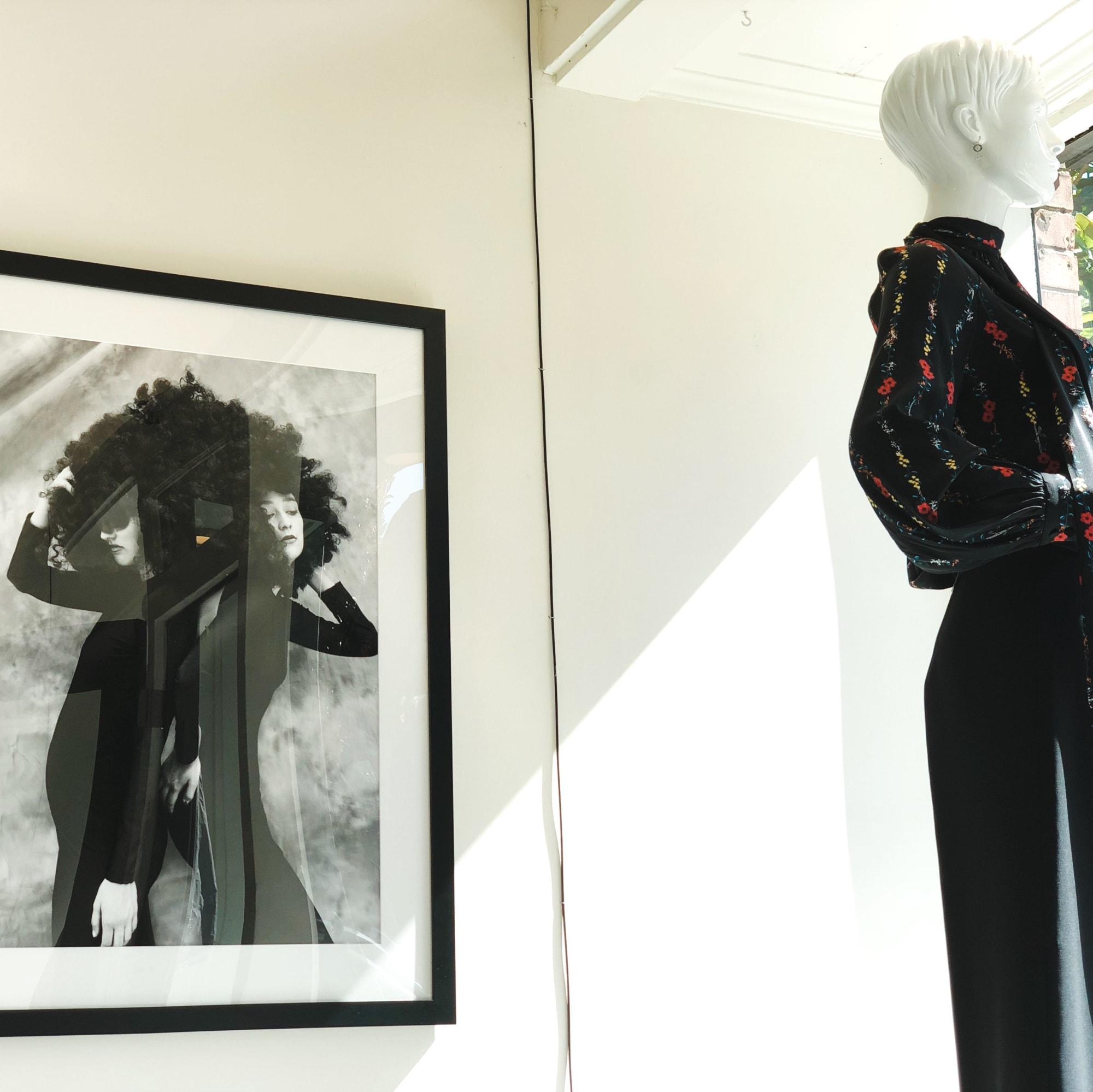 Art Curation by Upstart Modern seen at Danielle San Francisco, San Francisco - Marjorie Salvaterra Show