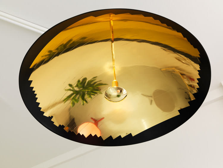 Pendants by Studio Robert Stadler at Corso Quai de Seine, Paris - Hatchlight