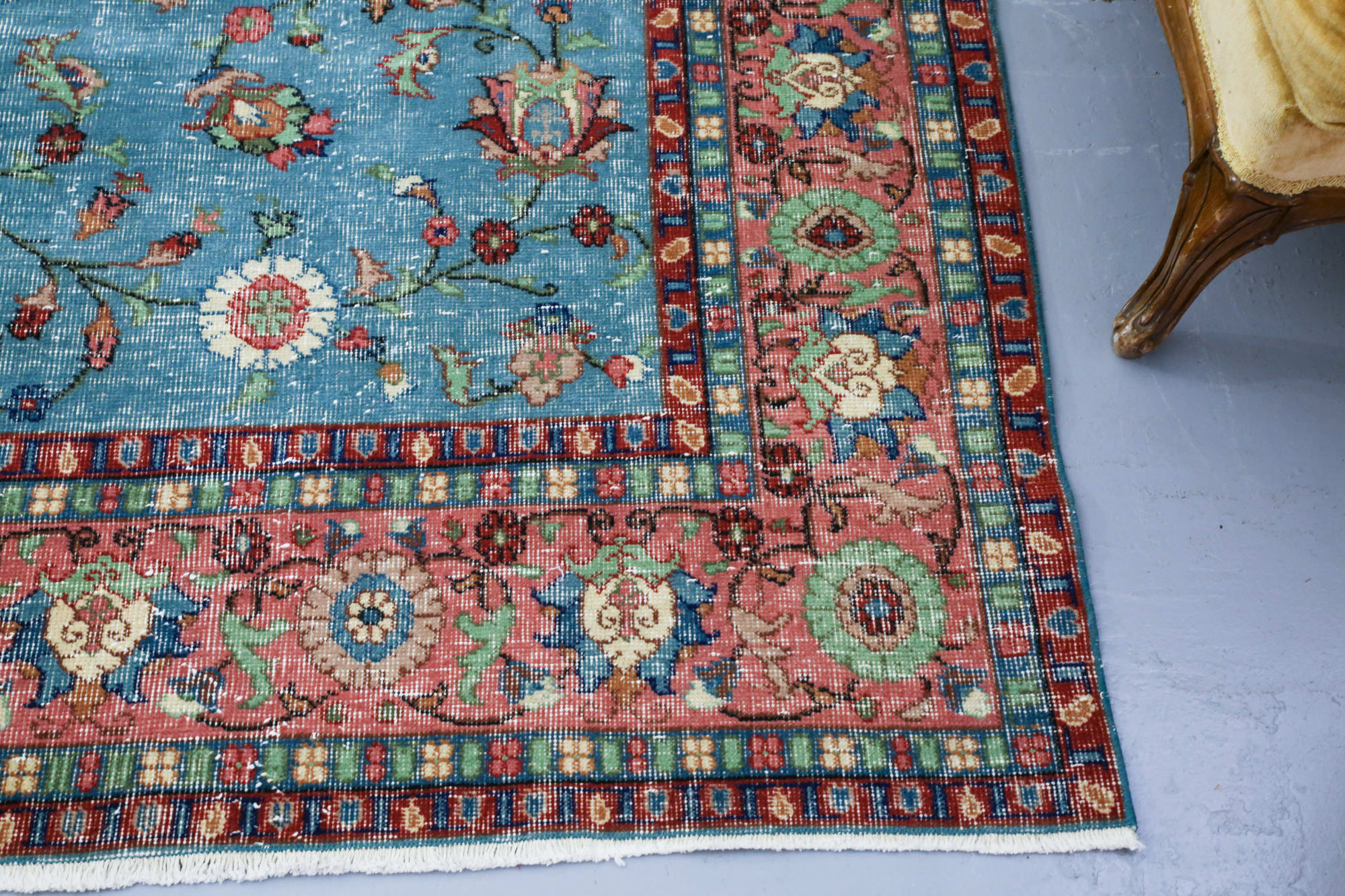 Rugs by Wild Shaman Kilims + Rugs at Wild Shaman, Portland - Vintage Turkish Isparta Rug