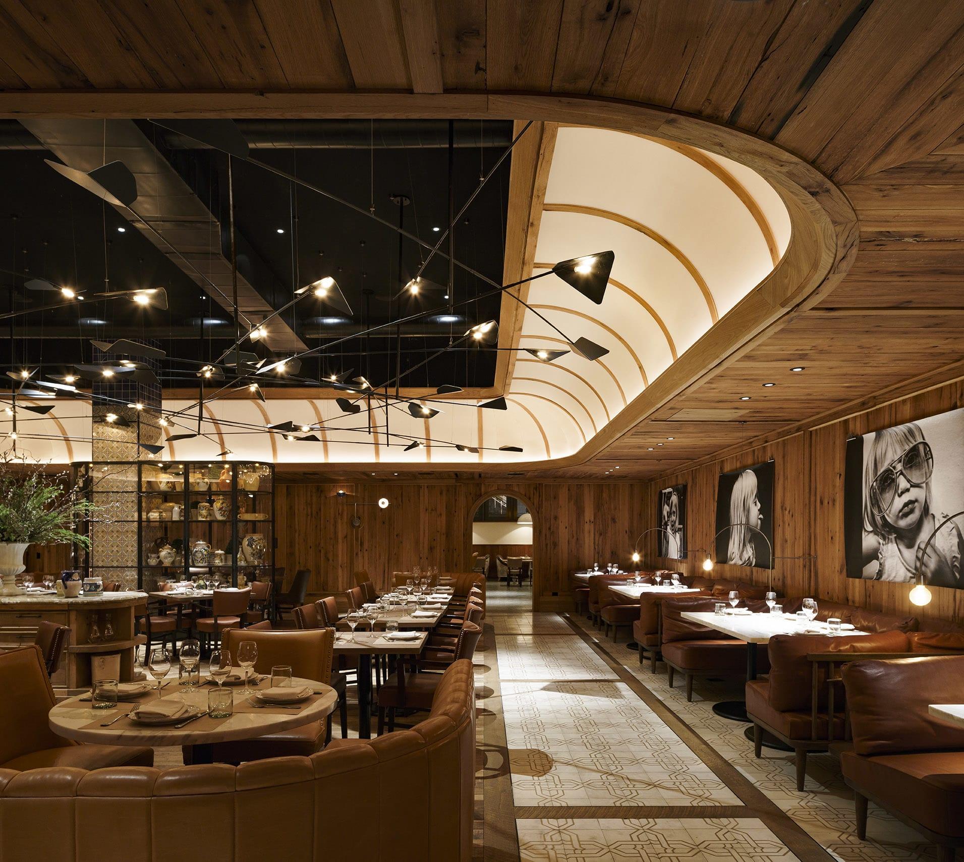 Interior Design by Studio Munge at Leuca, Brooklyn - Interior Design