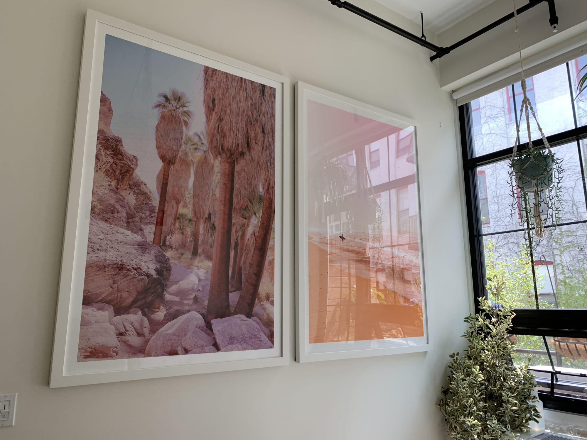 Photography by Kristin  Hart  Studios seen at Agua Caliente Indian Reservation, Palm Springs - DESERT HUES 4, California
