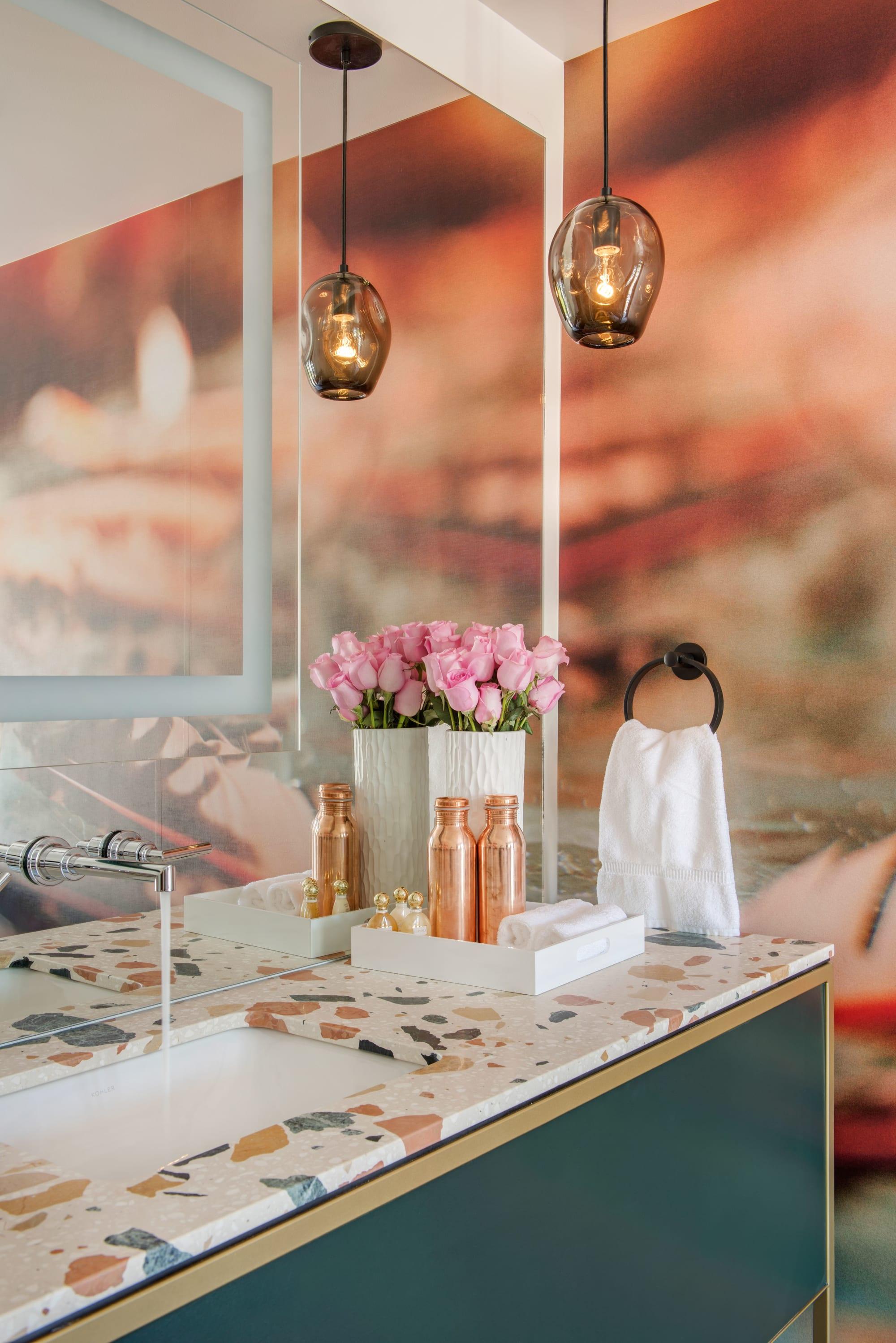 Interior Design by Abby Hetherington Interiors seen at ...