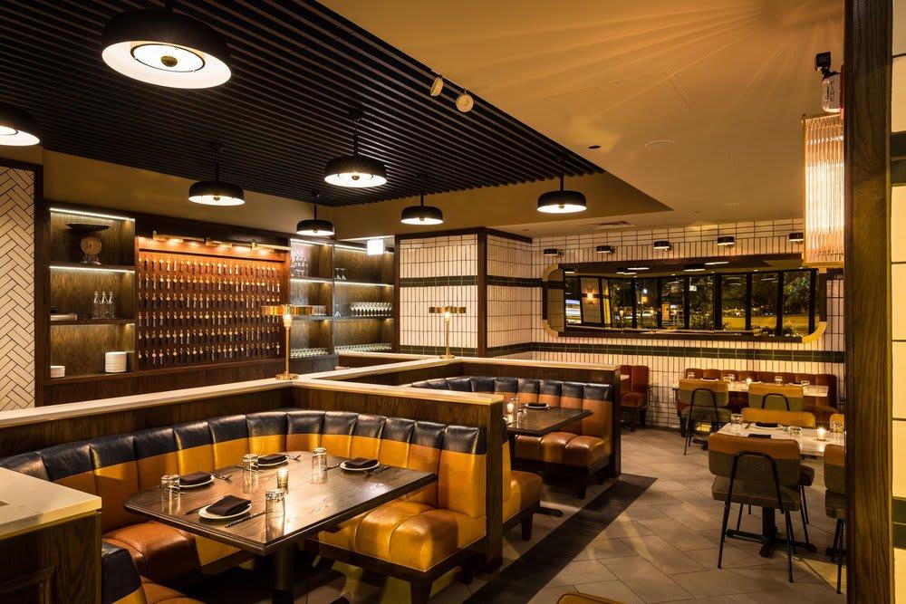 Interior Design by blocHaus seen at The Kennison, Chicago - Interior Design