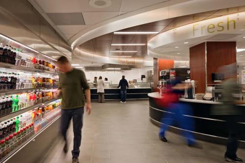 Moffitt Cafe - UCSF Medical Center