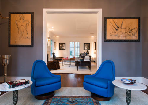 Interior Design by SKIN Interior Design seen at Wilmette Collector's Haven, Wilmette - Interior Design