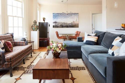 Interior Design by studioHEIMAT seen at Private Residence, San Francisco - Interior Design