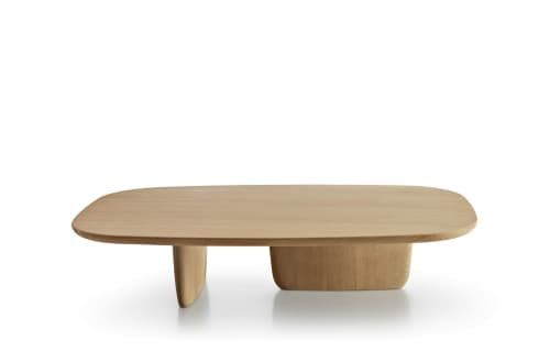 Tables by Barber & Osgerby seen at Elwood House, Elwood - Tobi-Ishi Coffee Table